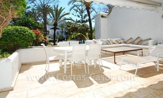 Spacious apartment for sale on the beachfront complex in Marbella on the Golden Mile 18