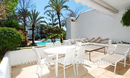 Spacious apartment for sale on the beachfront complex in Marbella on the Golden Mile 19