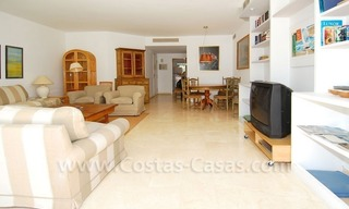 Spacious apartment for sale on the beachfront complex in Marbella on the Golden Mile 21