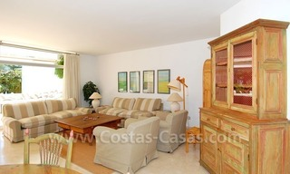 Spacious apartment for sale on the beachfront complex in Marbella on the Golden Mile 23