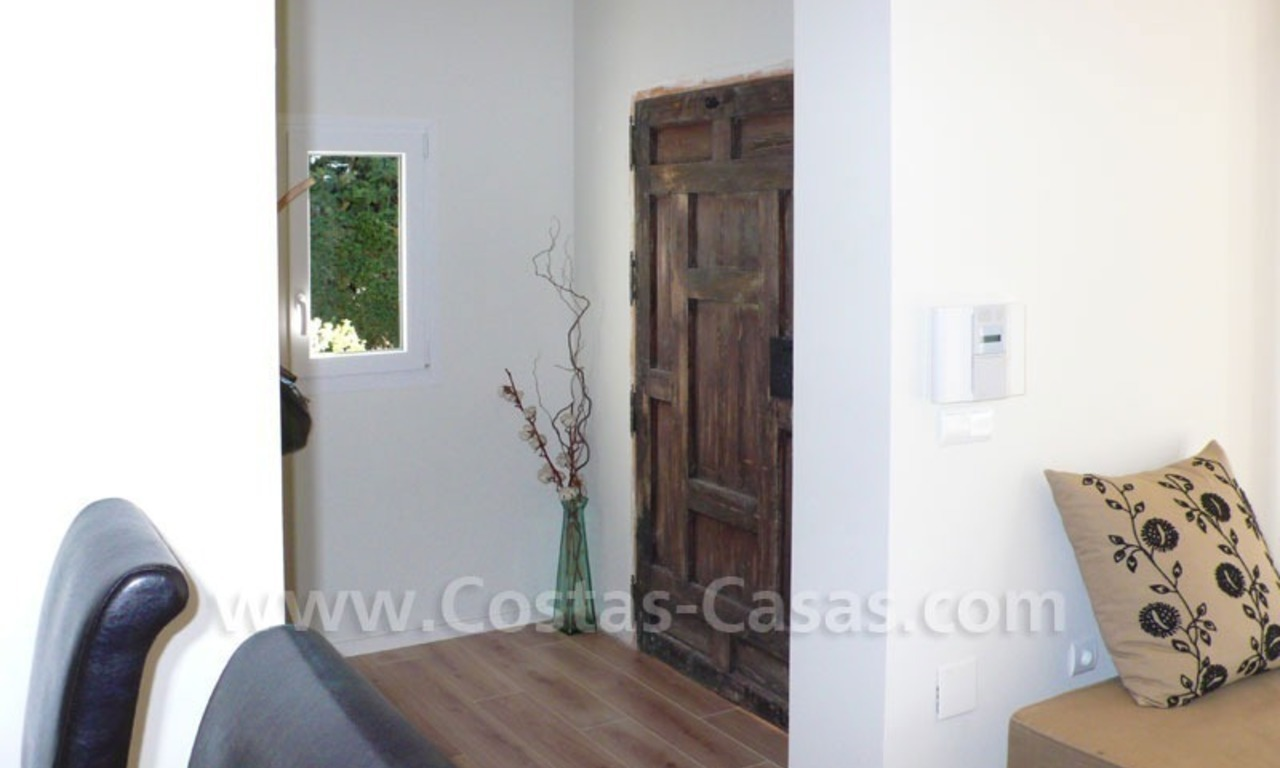 Bargain modern Andalusian style villa for sale in East of Marbella 10