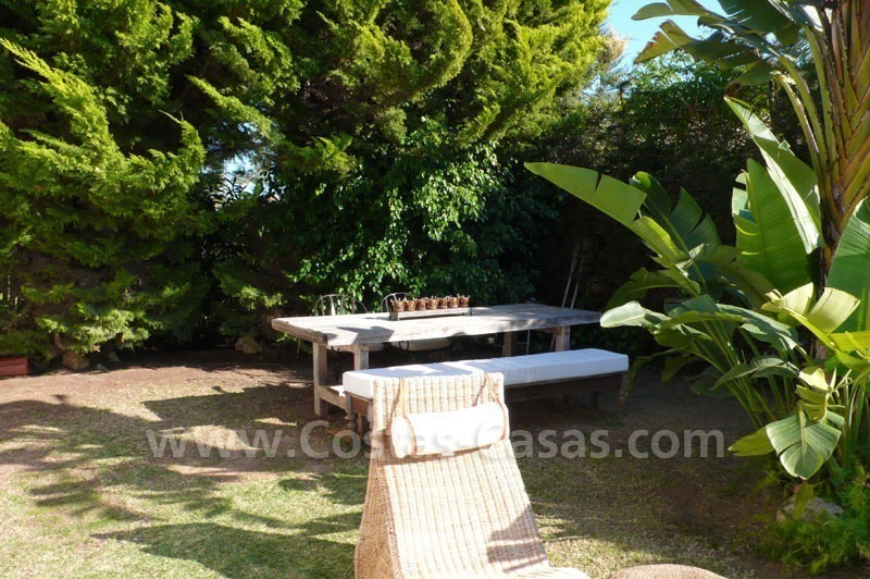 Bargain modern Andalusian style villa for sale in East of Marbella 8
