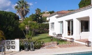 Bargain modern Andalusian style villa for sale in East of Marbella 1