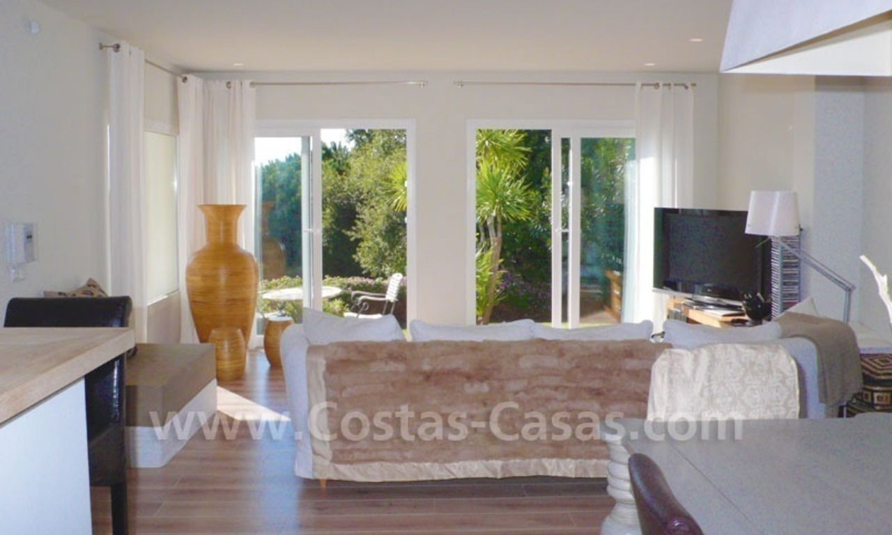 Bargain modern Andalusian style villa for sale in East of Marbella 12