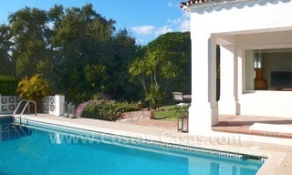 Bargain modern Andalusian style villa for sale in East of Marbella 2