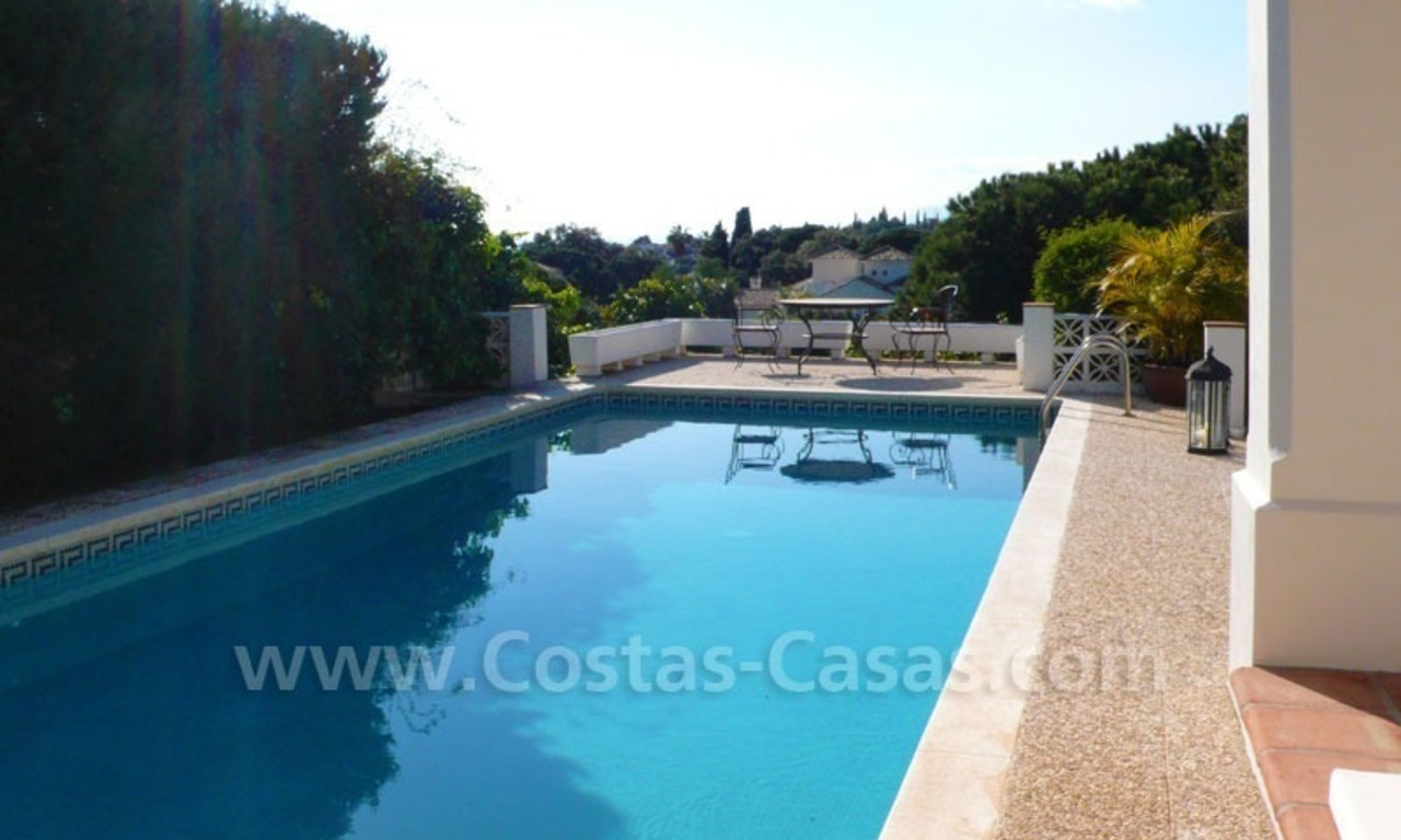 Bargain modern Andalusian style villa for sale in East of Marbella 3