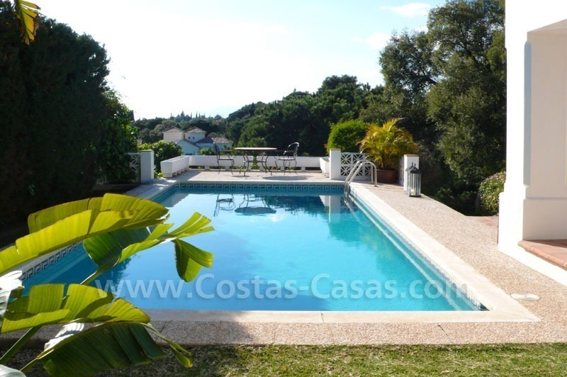 Bargain modern Andalusian style villa for sale in East of Marbella 4