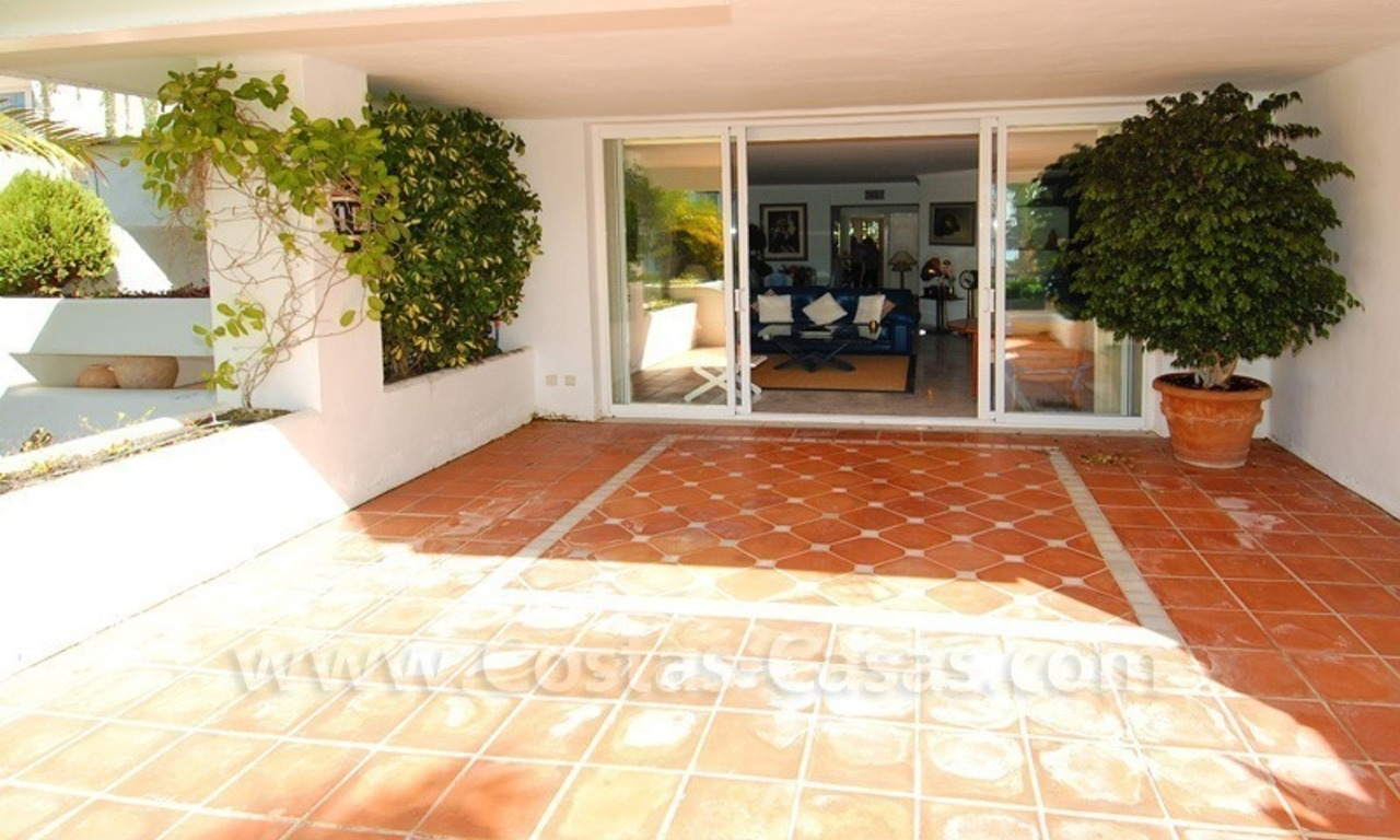 Spacious luxury apartment for sale on the beachfront complex in Puente Romano, Golden Mile – Marbella 6