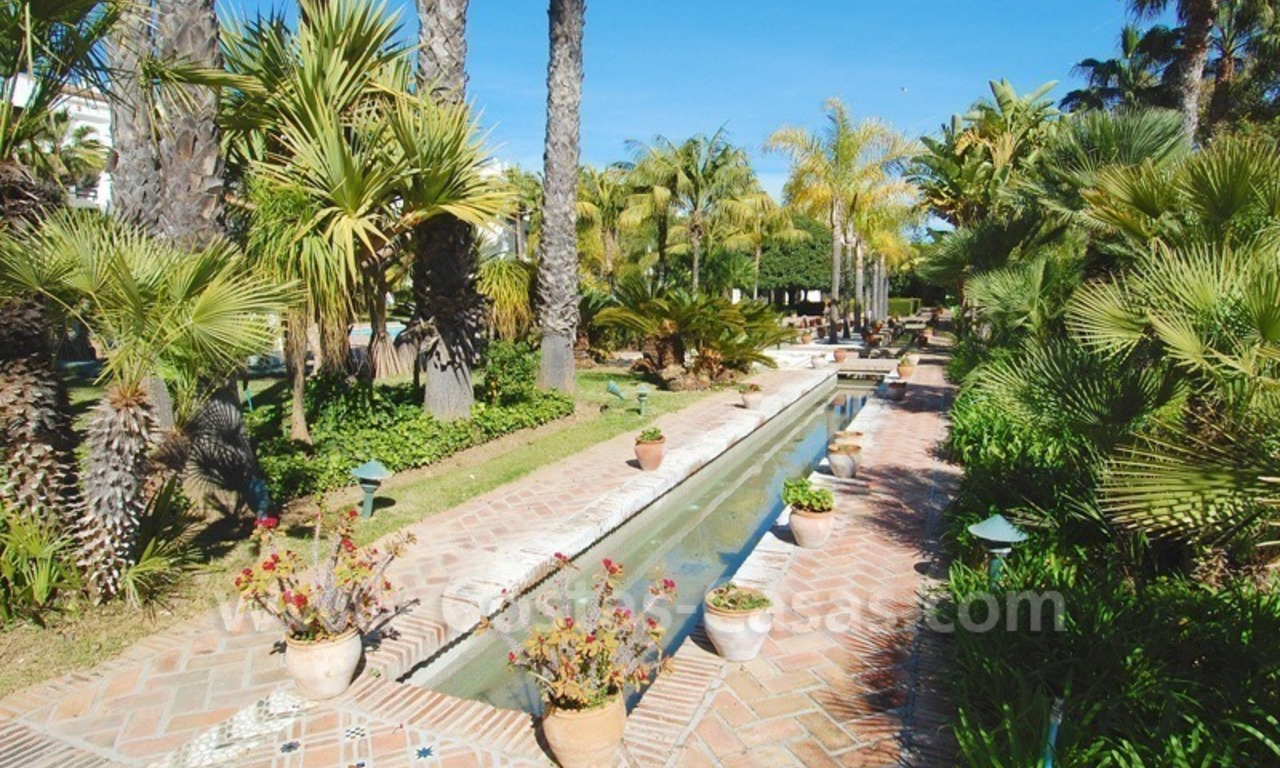 Spacious luxury apartment for sale on the beachfront complex in Puente Romano, Golden Mile – Marbella 26