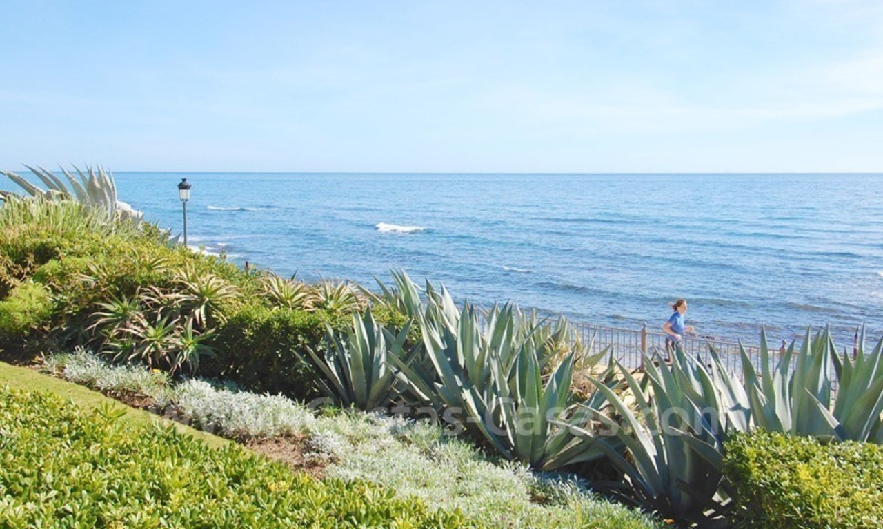 Spacious luxury apartment for sale on the beachfront complex in Puente Romano, Golden Mile – Marbella 18