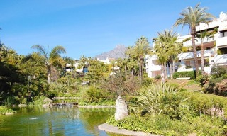 Spacious luxury apartment for sale on the beachfront complex in Puente Romano, Golden Mile – Marbella 19