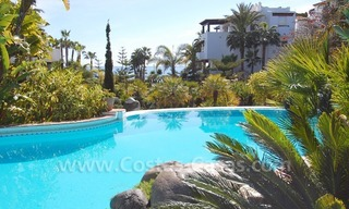 Spacious luxury apartment for sale on the beachfront complex in Puente Romano, Golden Mile – Marbella 22