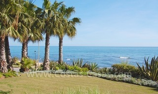 Spacious luxury apartment for sale on a frontline beach complex in Puente Romano, Golden Mile – Marbella 14