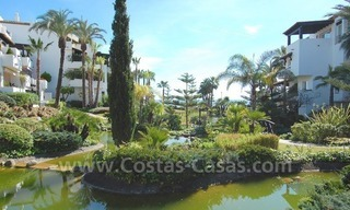 Spacious luxury apartment for sale on a frontline beach complex in Puente Romano, Golden Mile – Marbella 23