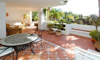 Spacious luxury apartment for sale on a frontline beach complex in Puente Romano, Golden Mile – Marbella 5