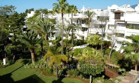 Spacious duplex penthouse apartment to buy on the beachfront complex in Marbella on the Golden Mile 17