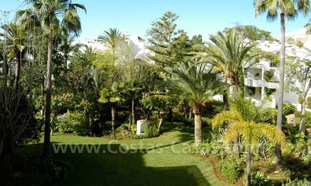 Spacious duplex penthouse apartment to buy on the beachfront complex in Marbella on the Golden Mile 18