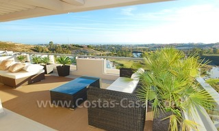 Modern luxury golf penthouse for sale, Marbella - Benahavis 4