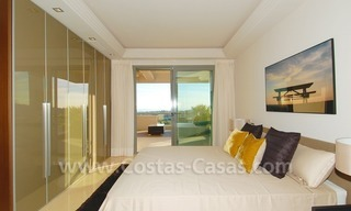 Modern luxury golf penthouse for sale, Marbella - Benahavis 16