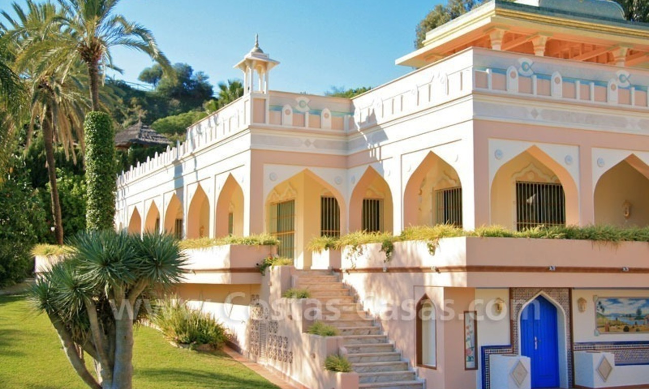 Unique Palatial estate for sale in Nueva Andalucía – Marbella 2