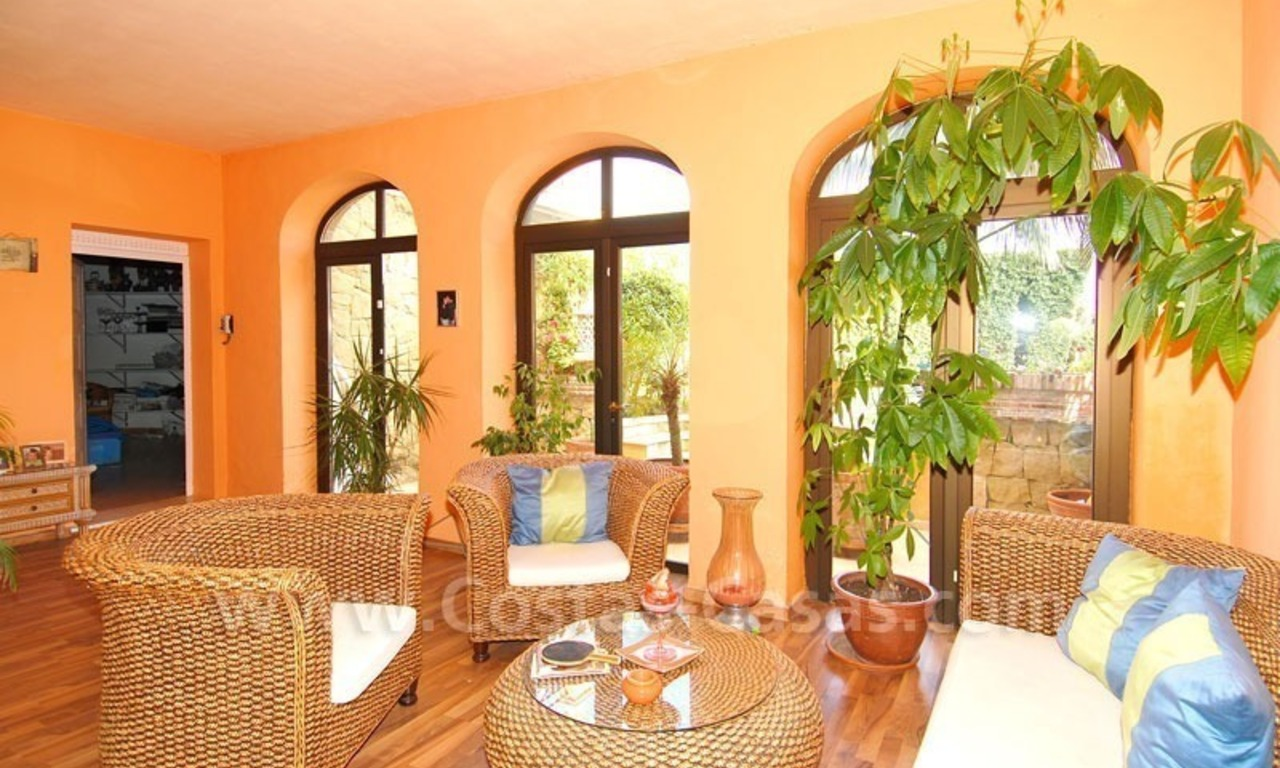 Luxury villa for sale in Sierra Blanca - Golden Mile - Marbella 20