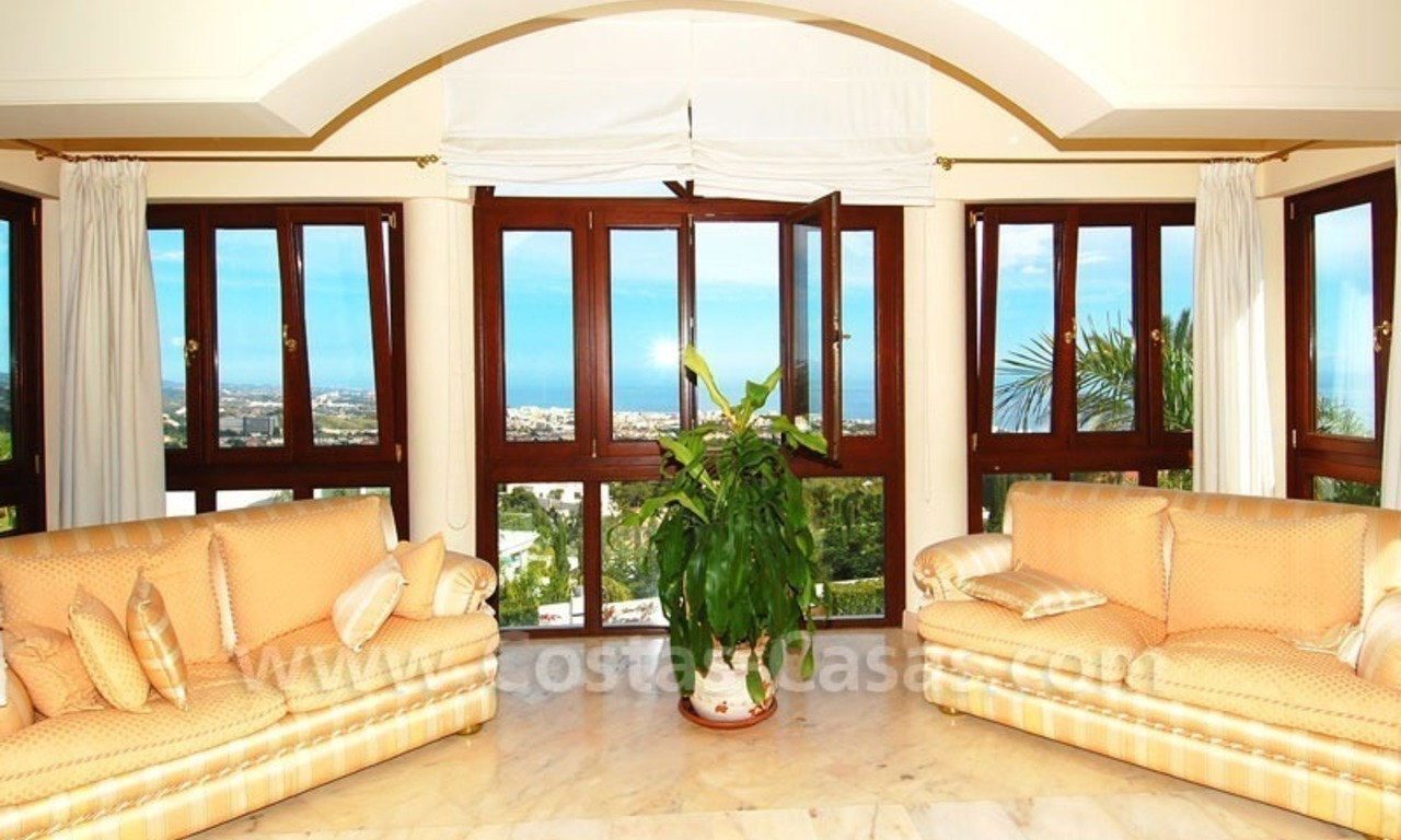 Luxury villa for sale in Sierra Blanca - Golden Mile - Marbella 18
