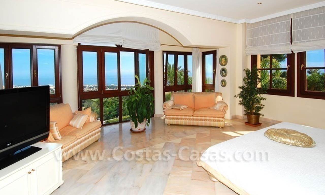 Luxury villa for sale in Sierra Blanca - Golden Mile - Marbella 17