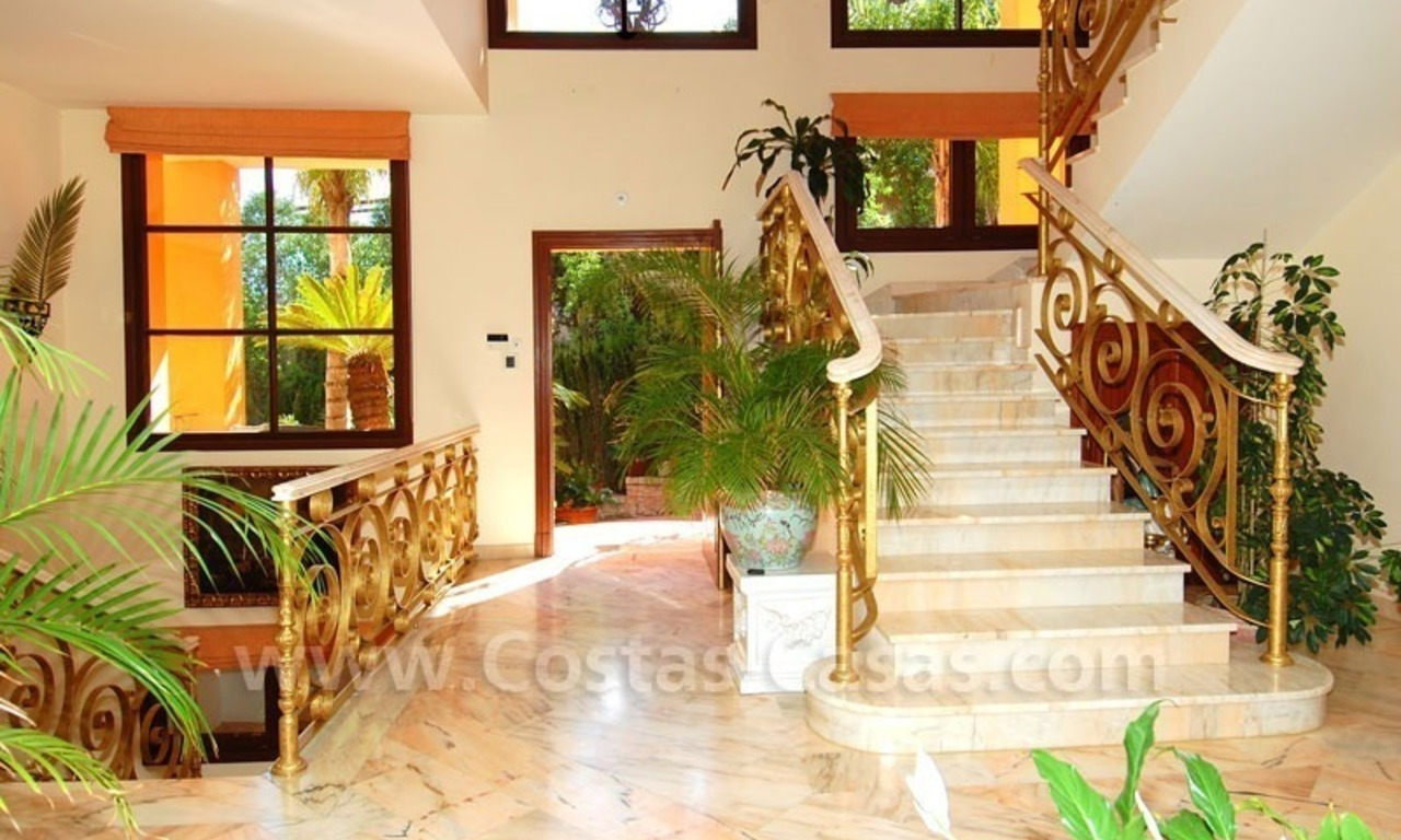 Luxury villa for sale in Sierra Blanca - Golden Mile - Marbella 8