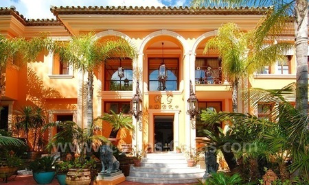 Luxury villa for sale in Sierra Blanca - Golden Mile - Marbella 7
