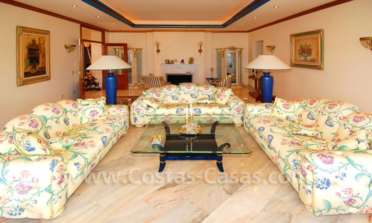 Luxury villa for sale in Sierra Blanca - Golden Mile - Marbella 10