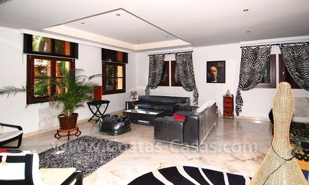 Luxury villa for sale in Sierra Blanca - Golden Mile - Marbella 14