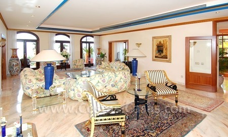 Luxury villa for sale in Sierra Blanca - Golden Mile - Marbella 9