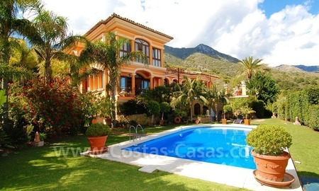 Luxury villa for sale in Sierra Blanca - Golden Mile - Marbella 0