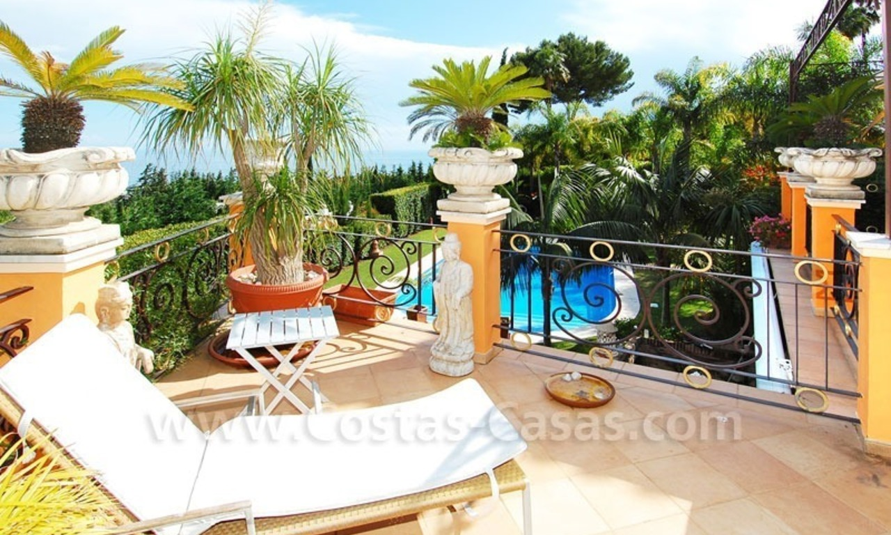 Luxury villa for sale in Sierra Blanca - Golden Mile - Marbella 15