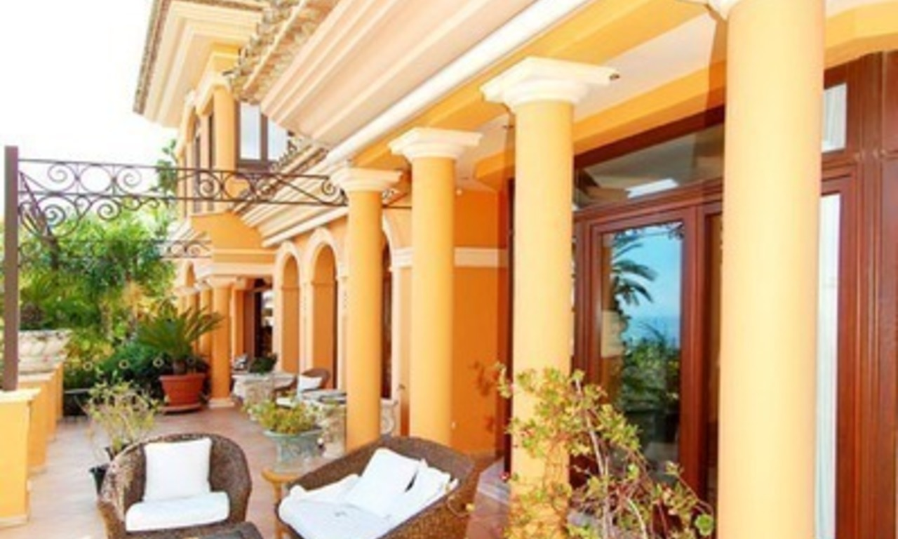 Luxury villa for sale in Sierra Blanca - Golden Mile - Marbella 27