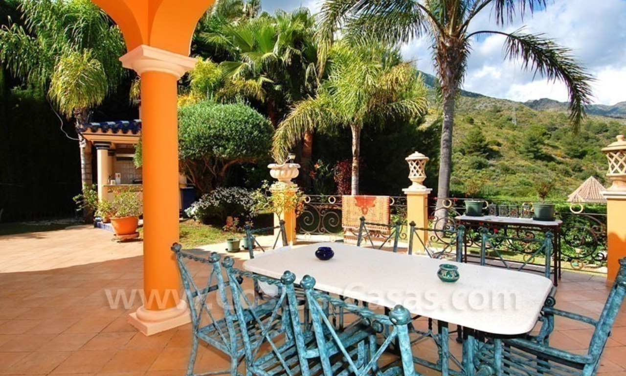 Luxury villa for sale in Sierra Blanca - Golden Mile - Marbella 4