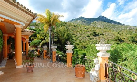 Luxury villa for sale in Sierra Blanca - Golden Mile - Marbella 5