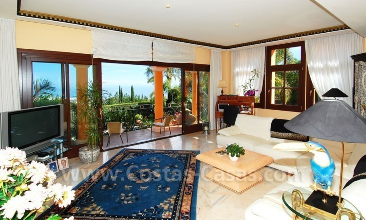Luxury villa for sale in Sierra Blanca - Golden Mile - Marbella 16