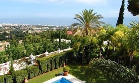 Luxury villa for sale in Sierra Blanca - Golden Mile - Marbella 28