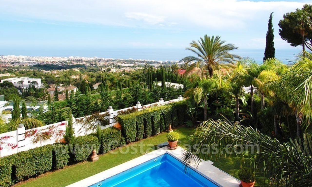 Luxury villa for sale in Sierra Blanca - Golden Mile - Marbella 1