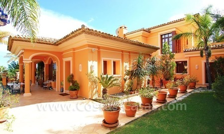 Luxury villa for sale in Sierra Blanca - Golden Mile - Marbella 6