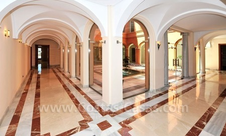 Unique Palladian style mansion for sale in Marbella 6