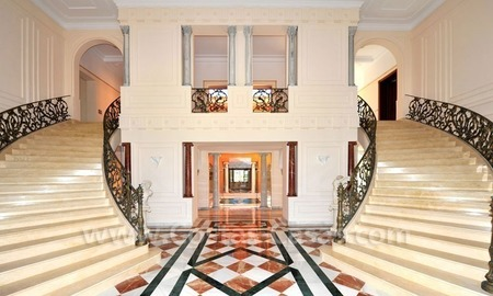 Unique Palladian style mansion for sale in Marbella 5
