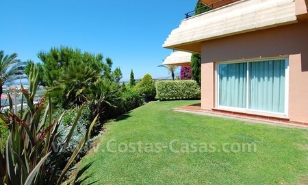Spacious luxury apartment for sale in Nueva Andalucía, Marbella 2