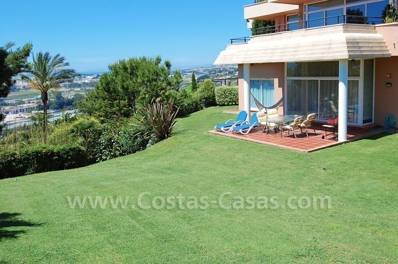 Spacious luxury apartment for sale in Nueva Andalucía, Marbella 1