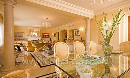 Exclusive penthouse apartment for sale in Nueva Andalucia - Marbella 14