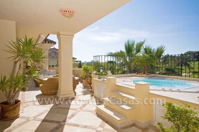 Exclusive penthouse apartment for sale in Nueva Andalucia - Marbella 0