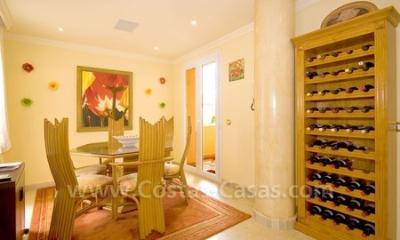 Exclusive penthouse apartment for sale in Nueva Andalucia - Marbella 17