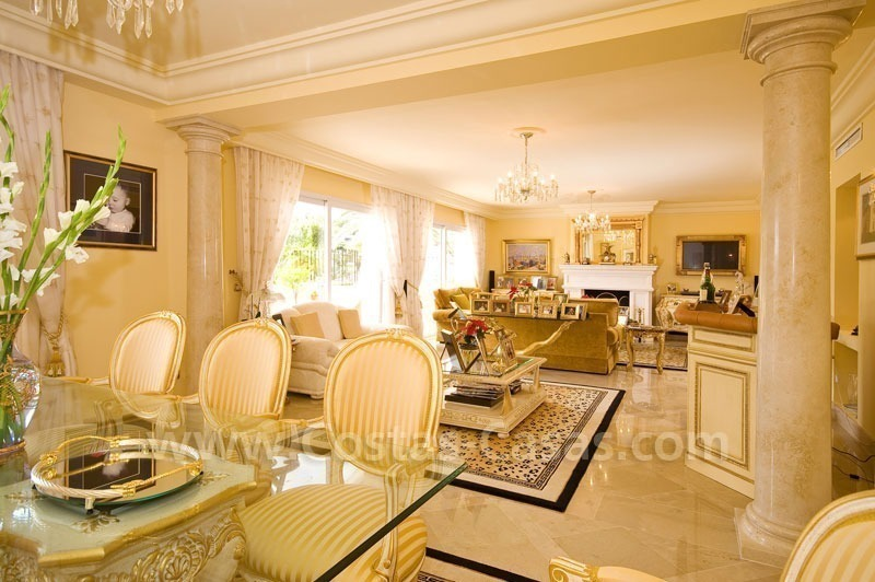 Exclusive penthouse apartment for sale in Nueva Andalucia - Marbella 10