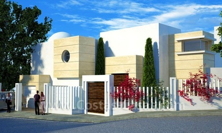 Plot with or without luxury villa for sale in Marbella 3